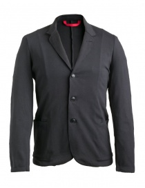 Mens suit jackets online: Homecore Gumy Lamo black suit jacket