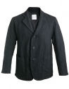Sage de Cret wrinkled wool black jacket buy online 31-80-3062