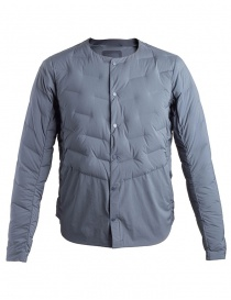 Allterrain By Descente gray down jacket DAMMGK49U-NVGR
