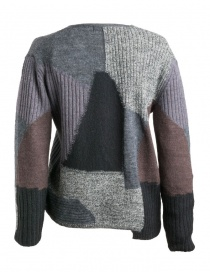 Fuga Fuga Faha Pullover with patchwork effect