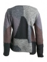 Fuga Fuga Faha Pullover with patchwork effect shop online womens knitwear