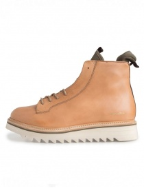 BePositive Master MD beige and black boots