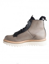 BePositive Master MD olive green and black boots