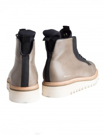 BePositive Master MD olive green and black boots price