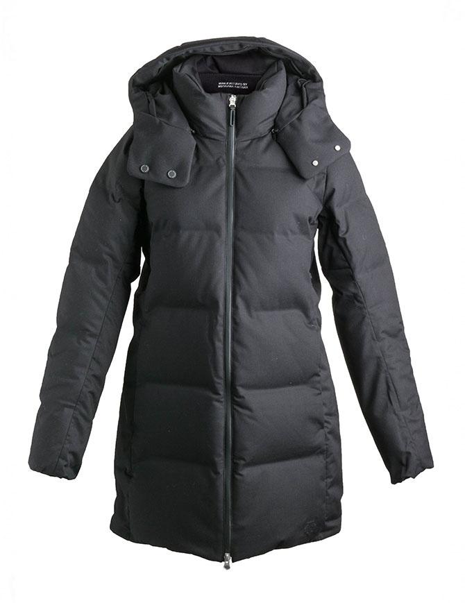 Allterrain By Descente Mizusawa Down Black Coat Anchor-HC DAWMGK42U-BLACK womens coats online shopping