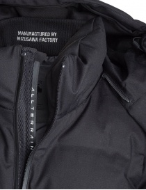 Allterrain By Descente Mizusawa Down Black Coat Anchor-HC womens coats buy online