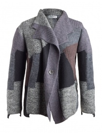 Fuga Fuga Cardigan Faha black gray lavender brown online