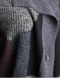 Fuga Fuga Cardigan Faha black gray lavender brown womens cardigans buy online