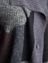 Cardigan Fuga Fuga Faha nero grigio lavanda marrone FAHA124W BLK PULLOVER acquista online