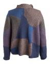 Cardigan Fuga Fuga Faha blu marrone grigio e lavandashop online cardigan donna