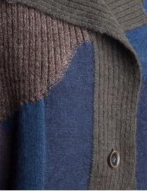 Fuga Fuga Cardigan Faha blue brown grey lavender price