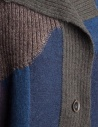 Fuga Fuga Cardigan Faha blue brown grey lavender FAHA124W BLUE PULLOVER price