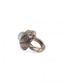 ElfCraft ring with aquamarine stone price