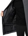 Cappotto imbottito Selected Homme grigio 16061963 SLHRAS TECH COAT B prezzo