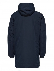 Selected Homme blue sapphire 2-in-1 Parka