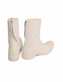 Carol Christian Poell Ivory White Boot AM/2601L price