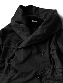 Kapital Katsuragi Raising Ring black coat price