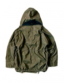 Kapital Katsuragi Raising Ring khaki coat buy online
