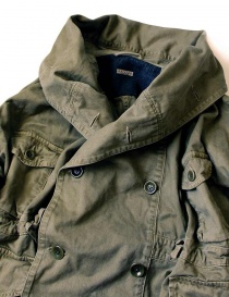 Kapital Katsuragi Raising Ring khaki coat price