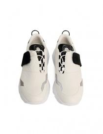 Scarpa Leather Crown bianca nera calzature donna acquista online