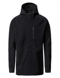 Ze-Knit by Napapijri Ze-101 black jacket N0YHUW041-ZE-K101-BLK