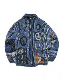 Kapital blue indigo cardigan buy online