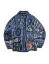 Kapital blue indigo cardigan shop online womens cardigans
