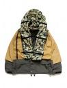 Giacca Kapital Kamakura senape e grigia acquista online K1803LJ045 GRAY BLOUSON