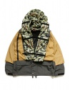 Kapital Kamakura mustard and grey jacket buy online K1803LJ045-GRAY-BLOUSON