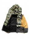 Kapital Kamakura mustard and grey jacket shop online mens jackets