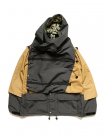 Kapital Kamakura mustard and grey jacket price