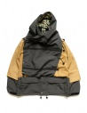 Kapital Kamakura mustard and grey jacket K1803LJ045 GRAY BLOUSON price