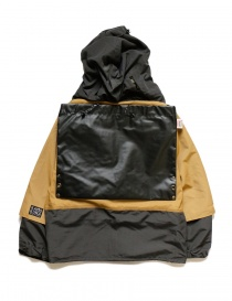 Kapital Kamakura mustard and grey jacket mens jackets buy online