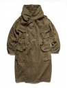 Kapital long coat khaki buy online EK-448-KHAKI