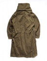 Cappotto Kapital lungo color khakishop online cappotti uomo
