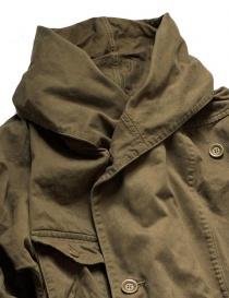 Kapital long coat khaki price
