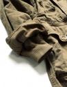 Cappotto Kapital lungo color khaki EK-448-KHAKI acquista online