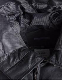 John Varvatos leather parka price
