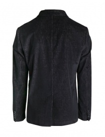 John Varvatos black-burgundy corduroy velvet suit jacket price