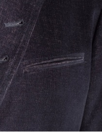 John Varvatos black/burgundy corduroy velvet jacket mens suit jackets buy online