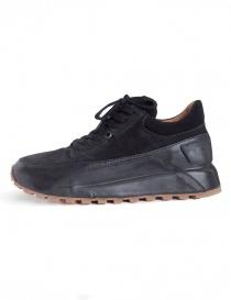 Sneakers John Varvatos LES Trainer nera