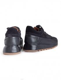 Sneakers John Varvatos LES Trainer nera prezzo
