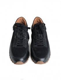 Sneakers John Varvatos LES Trainer nera calzature uomo acquista online