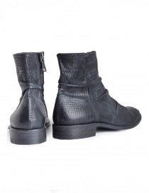 John Varvatos black leather boots price