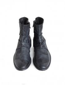 Stivaletto John Varvatos in pelle nera calzature uomo acquista online