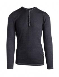 John Varvatos grey pullover online