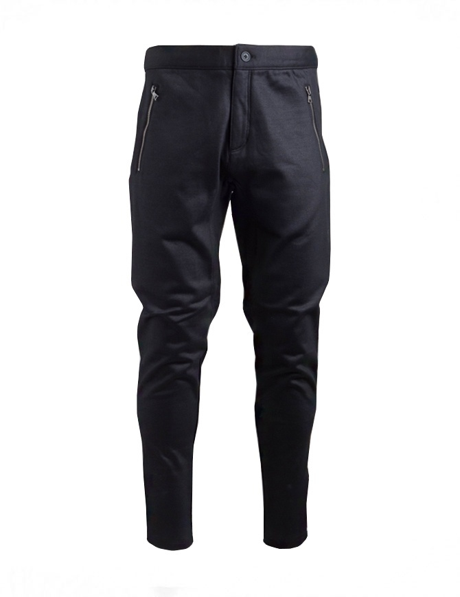 John Varvatos jogger trousers K2374U3-BLV21-COL.001 mens trousers online shopping