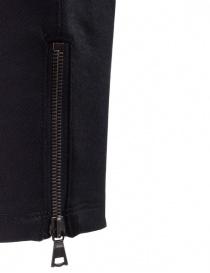 Pantalone John Varvatos jogger nero pantaloni uomo acquista online