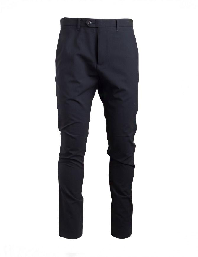 Pantalone John Varvatos nero slim fit P498U3-BBTG-COL.001 pantaloni uomo online shopping