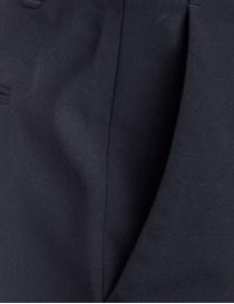 John Varvatos black slim fit trousers price